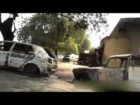 Nigeria Fighting Kills Scores In Baga (Nigeria)