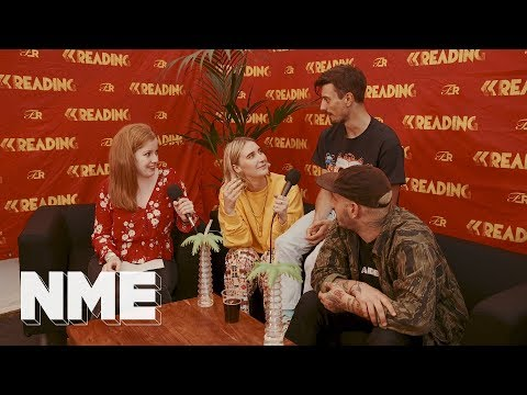 Reading Festival 2018: Fickle Friends reveal all about their new EP and talk dream collaborators Mp3