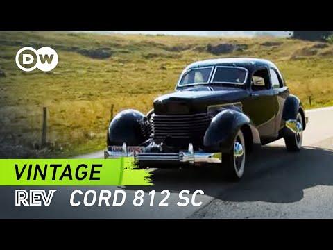 Vintage! Cord 812 SC | Drive it!