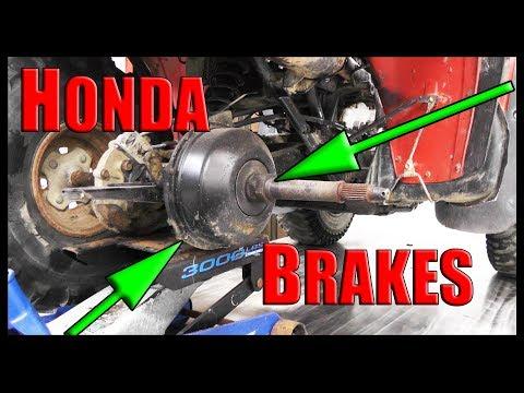 1993 1994 1995 1996 TRX300 FW Rear Foot Brake Cable Honda TRX 300