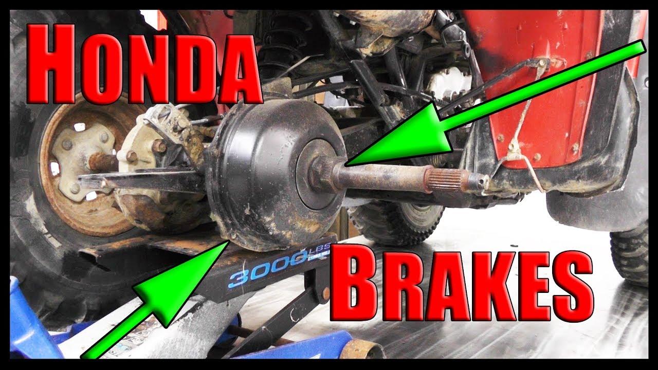 1990-1997 Honda TRX200// 200D Fourtrax ATV Tie Rod End Kit
