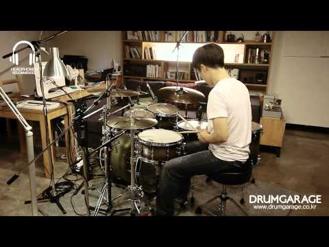 [Sound Sample] Sonor Select Force S-Drive Set by www.drumgarage.co.kr