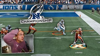 The NFC Championship Was WAY Too Close... Wheel of MUT! Ep. #29