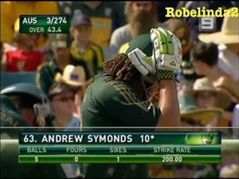 HOW TO HIT A SIX - ANDREW SYMONDS STYLE