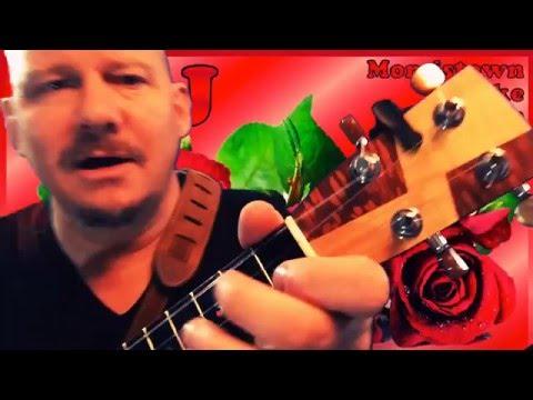 MUJ: Sweet Rosie O'Grady (ukulele tutorial)