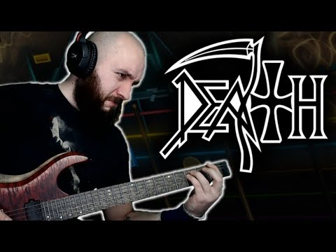 Death - Flesh And The Power It Holds (Rocksmith CDLC) (Lead Guitar)
