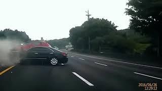 EPIC DRIVING FAILS CRAZY CAR CRASH COMPILATIONПридурки за рулем...Аварии...Дебилы на дороге.-- #8