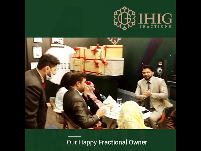 Our Fractional Owners!!! :)