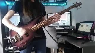 Hold on - Royal blood: Bass cover + Tab in description