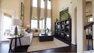 The Magnolia Floor Plan Model Home Tour - Gehan Homes
