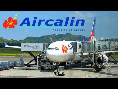 FLIGHT REPORT / AIRCALIN A330-200 (ECONOMY) /  TOKYO - NOUMEA