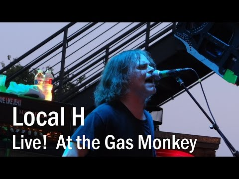Local H - Bound For The Floor - Live at the Gas Monkey