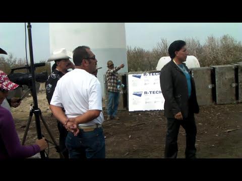 Durante la filmacion de El Reo 10-25