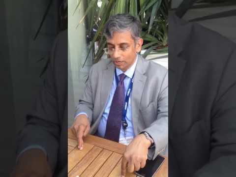 Dr. Srinivasan Dwarkanath, President, Airbus Division in India - Part 7