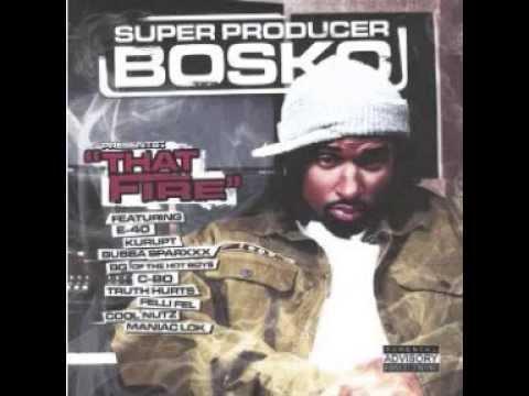 Bosko - She's Mine  feat. Cool Nutz & E40