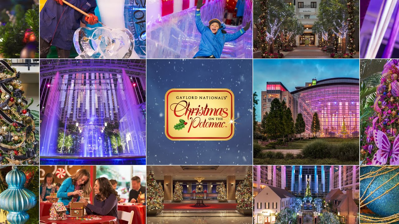 Christmas On The Potomac.Christmas On The Potomac At Gaylord National 2015
