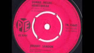 Johnny Sandon - Donna Means Heartbreak (Remember Liverpoo Beat 42)