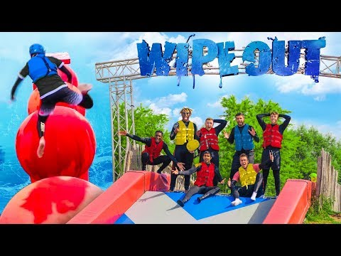 Mel Taylor - Happy Monday- Just Because You Need a Good Laugh... WIPEOUT!