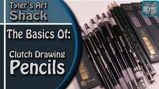 The Basics of Clutch Drawing Pencils