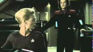 VOY 6x09 'The Voyager Conspiracy' Trailer