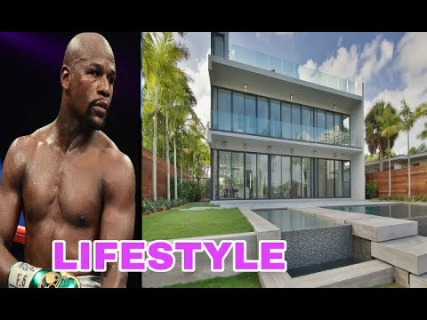 Floyd Mayweather Jr. (Richest Boxer) Net Worth, cars, houses, properties, private jets and lifestyle