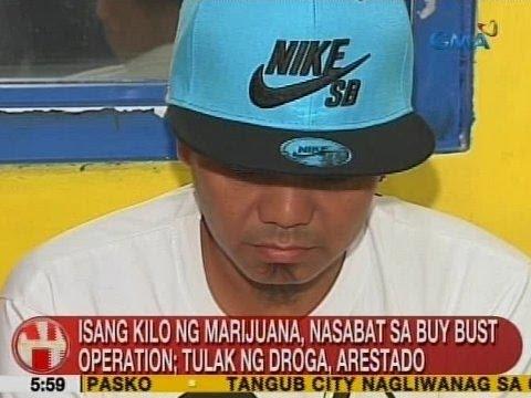 UB: 1 kilo ng marijuana, nasabat sa buy bust operation sa Mandaluyong; tulak ng droga, arestado