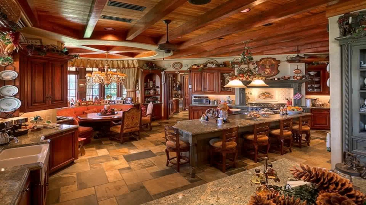 Attractive Craftsman Style House Interior