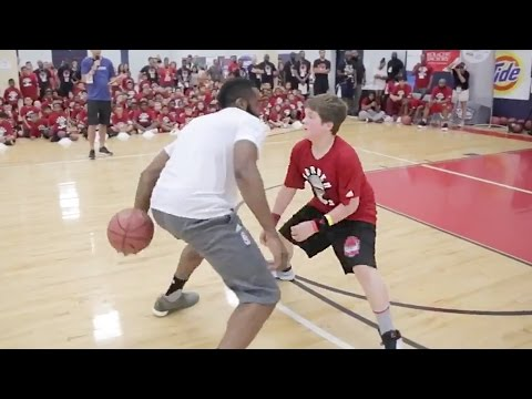 James Harden Humiliates Young Child
