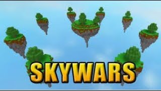 I Played SKYWARS in ROBLOX! (SKYWARS)