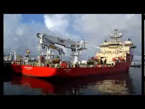 Grandes construcciones de buques en la Ria de Vigo