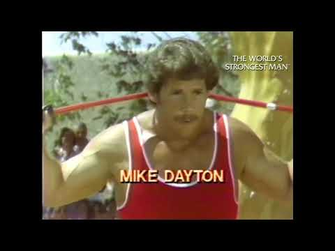 золотая эра бодибилдинга . The World's Strongest Man Classics 1977