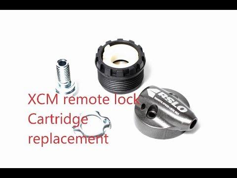 Suntour XCM Fork repair Cartridge replacement