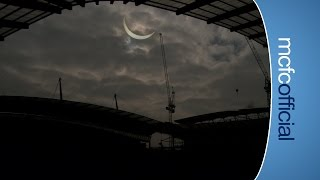 Manchester City: Solar Eclipse | Manchester City Football Club