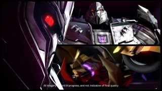 Transformers Universe - War Room Part 1