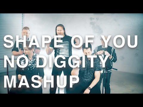 Shape of You / No Diggity Mashup Feat. Matthew Darren