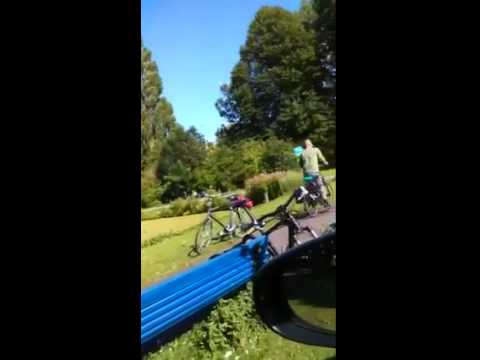 Brother from Valentino Rossi in Zuiderpark The Haque