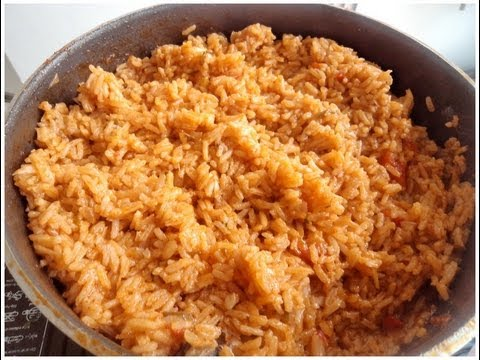 Jollof rice - African Food Recipes