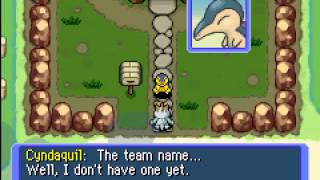 Pokemon Mystery Dungeon - Red Rescue Team - Part 1 - User video