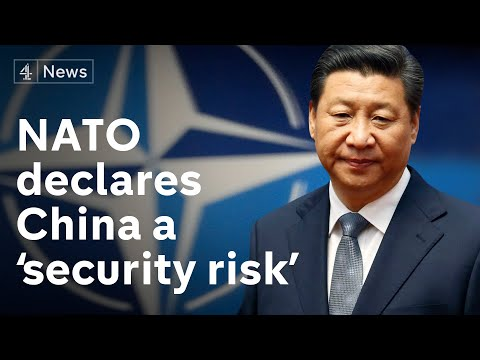 Nato members agree China poses 'constant security challenge'