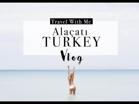 Travel With Me To: Alaçatı, Turkey | Simone Moelle