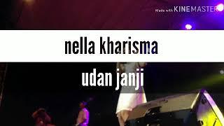 udan janji-nella kharisma