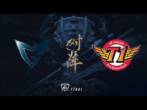 SK telecom T1 ( SKT ) vs Samsung GALAXY ( SSG ) 1. Maç Özeti   Worlds 2017 Finali
