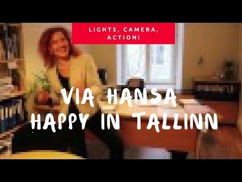Via Hansa Happy in Tallinn