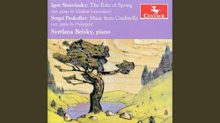 10 Pieces from Cinderella, Op. 97: No. 4. Winter Fairy
