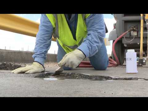 Polymer Concrete Solutions For Roads And Bridges: Texas