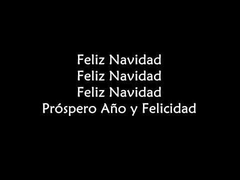 4f93d96b8 Gwen Stefani - Feliz Navidad LYRICS ||Ohnonie (HQ) - YouTube