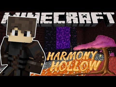 Too Much Lava - Minecraft Harmony Hollow #13