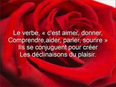 Poème Sur Lamitié
