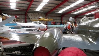 Midland Air Museum Coventry England - Overview -2018