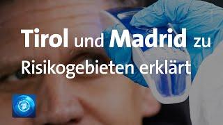 Angesichts der corona-pandemie sollten sich alle reiserückkehrer aus italien, Österreich und schweiz nach empfehlung des bundesgesundheitsministeriums se...